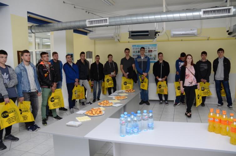 CIM GAS Visoka tehnička škola Subotica